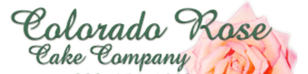 Colorado Rose Cake Company